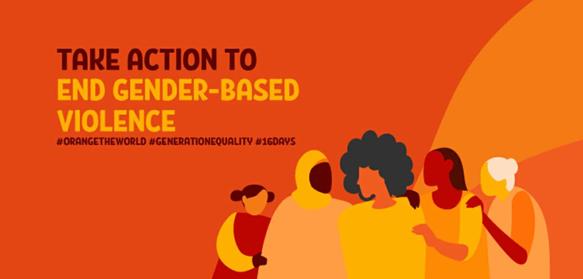 End GBV Campaign_Orange the World_UN