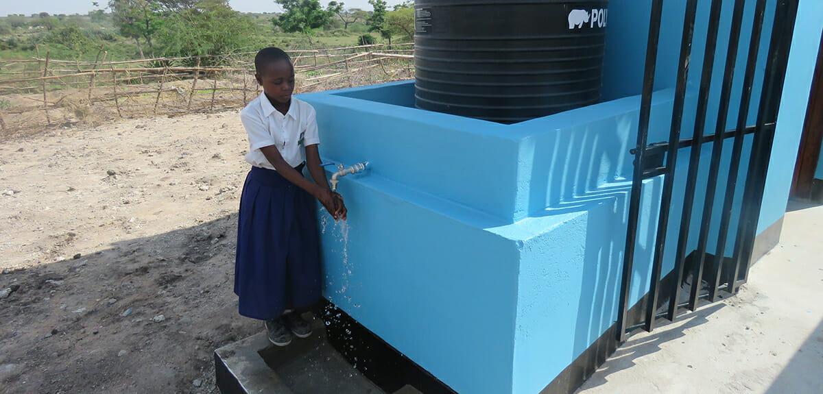 School WASH in Tanzania